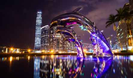 architecture asia bridge buildings